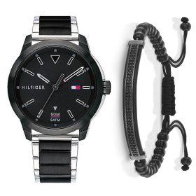 סטים שעונים וצמידים גברים